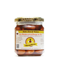 miel amande et noix