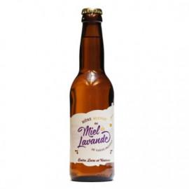bière blonde au miel de lavande