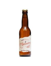 biere blanche à l'épeautre