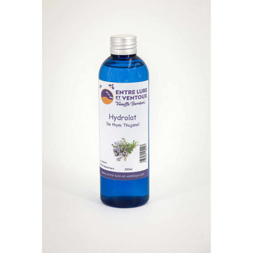 hydrolat thym à thujanol de provence